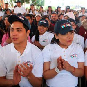 IMSS brinda cobertura médica a 1 millón 680,000 becarios de Jóvenes Construyendo el Futuro