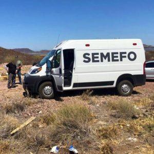 Balacera en Benjamín Hill deja cinco muertos y dos heridos
