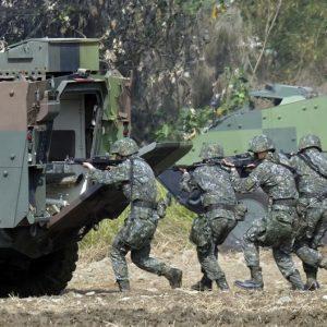 Fuerzas especiales de Estados Unidos entrenan en secreto a soldados taiwaneses desde hace un año