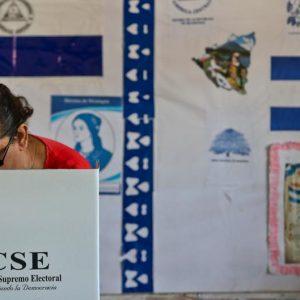 Piden que la UE desconozca los comicios de Nicaragua