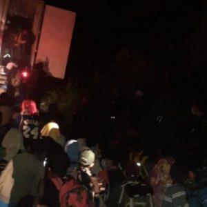 Rescatan a 126 migrantes abandonados en un tráiler en Guatemala, la mayoría haitianos