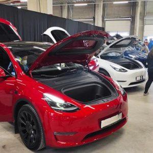 Tesla presenta su gigafábrica de Berlín en un día de «puertas abiertas»